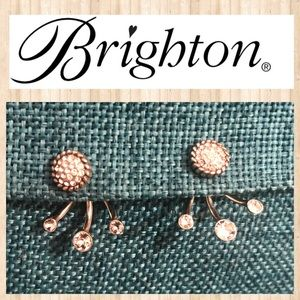 Brighton Penelope 2 Part Earrings